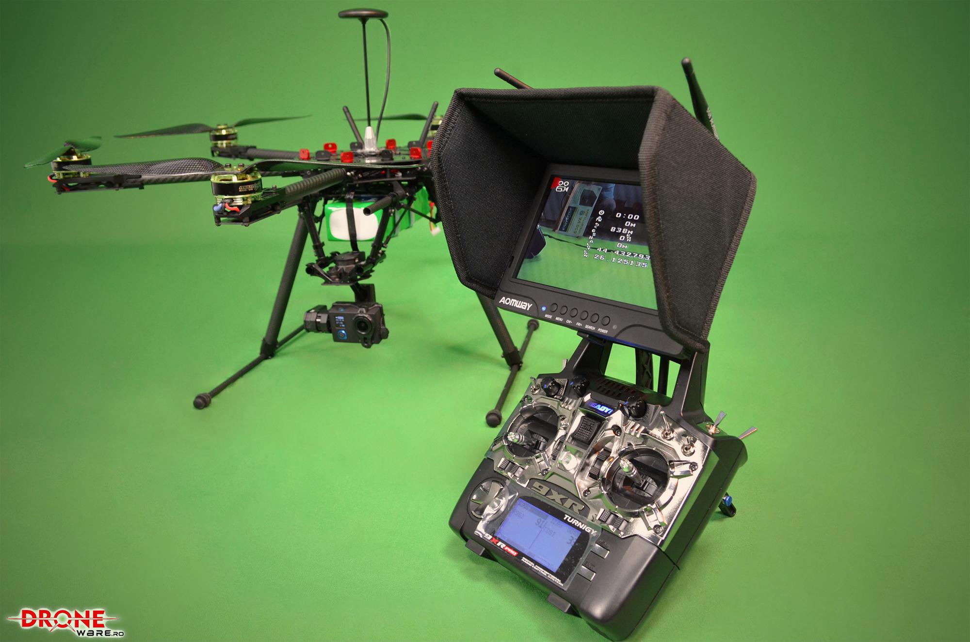 DRONEware BlackHawk V2